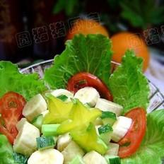 土豆香蕉沙拉