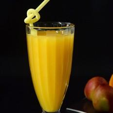 柳橙油桃饮