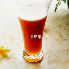 苹果番茄汁