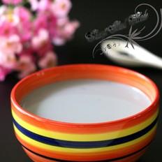 黑芝麻牛奶豆浆