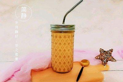 焦糖海盐奶茶