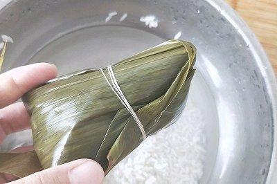 端午粽飘香纯纯的白粽子