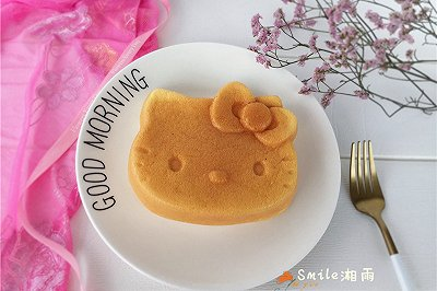 kitty酸奶蛋糕