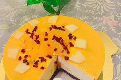 芒果酸奶慕斯(8寸)