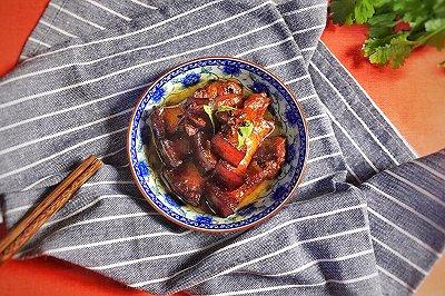 上海红烧肉那一口甜糯