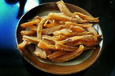 小零食红薯干