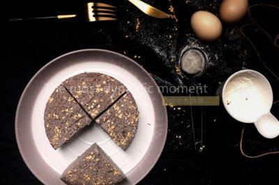 黑米蛋糕好吃不上火