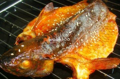 奥尔良烤鱼