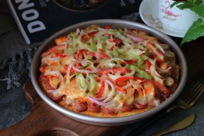 骨肉相连披萨