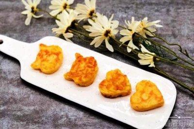 奶香粒粒玉米饼