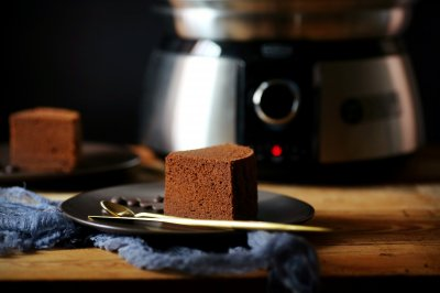 巧克力蒸蛋糕
