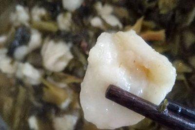 懒人酸菜鱼