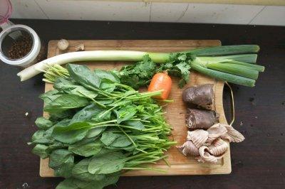 传统东北咣当汤
