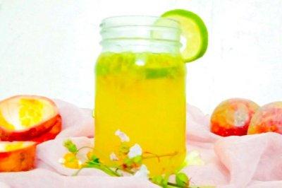 百香蜂蜜柠檬汁
