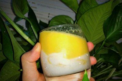 满满芒果酸奶
