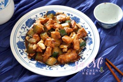 酱爆鸡丁(下酒菜)