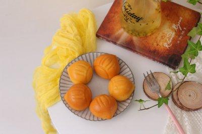 百香果栗子蛋糕