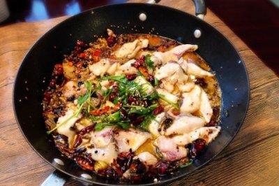 四川酸菜鱼