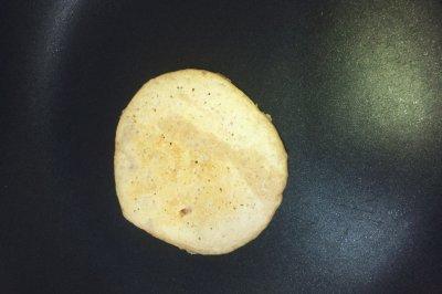 健身薄煎饼(非油煎)