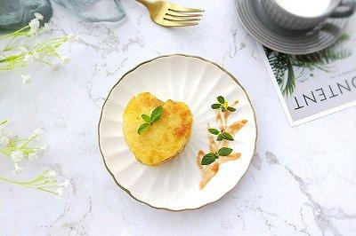 最佳拍档土豆鸡蛋饼