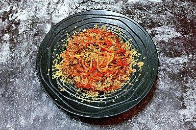 番茄沙丁鱼意面
