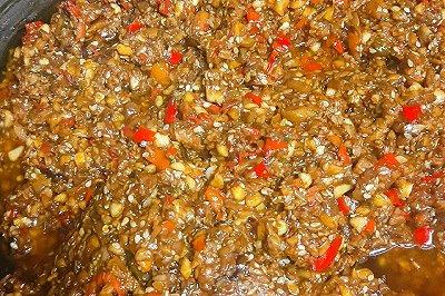 香菇牛肉辣椒酱