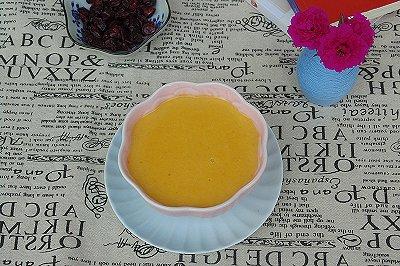 南瓜麦片早餐奶