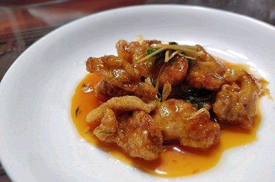 锅包肉(蕃茄酱版)