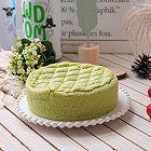 菠菜蒸蛋糕