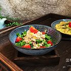 金枪鱼玉米鲜蔬沙拉