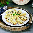 沙茶酸菜馅饺子