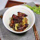红烧肉炖白菜