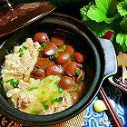 酸菜血肠汆白肉
