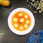 土豆丸子汤