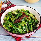 豆豉鱼小白菜