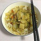 土豆白菜面