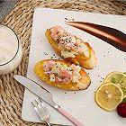 酸奶鲜虾沙拉