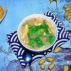 鲜咸花生汤