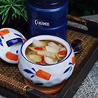 秋梨百合枸杞甜汤