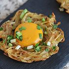 土豆鸟巢蛋