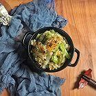 土豆豆角焖饭(铁锅版)