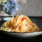 剁椒土豆丝