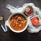 海鲜辣白菜锅