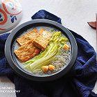 白菜粉条炖豆腐