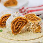 红薯枣泥米糕 宝宝辅食食谱