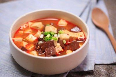 鸳鸯豆腐迷迭香