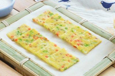 鲜甜白菜饼
