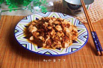 麻婆豆腐不辣版