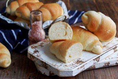 全麦盐面包