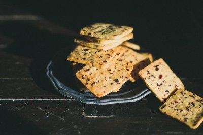最酥脆的蔓越莓饼干玉米面蔓越莓饼干
